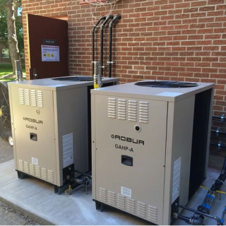 Absorption Heat Pumps