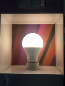 bright white led bulb